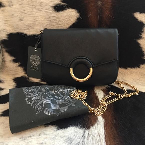 1063f2e80f49 Vince Camuto Adina Small Crossbody Bag Purse New